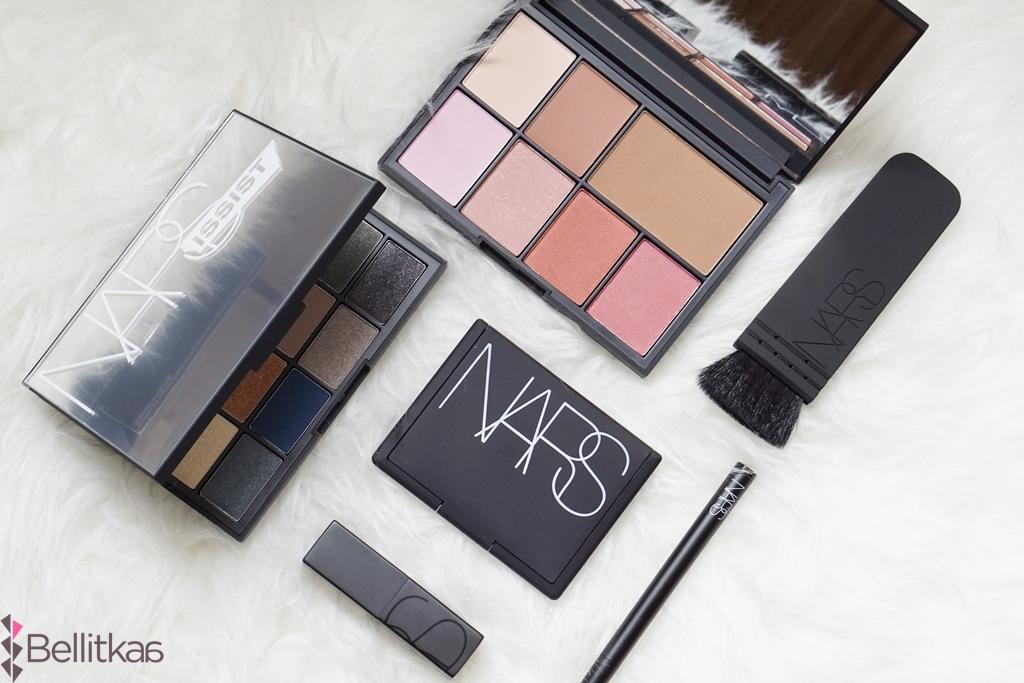 Kosmetyki NARS są piękne.