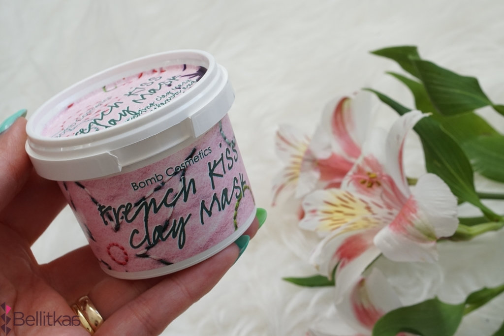 french kiss clay mask recenzja