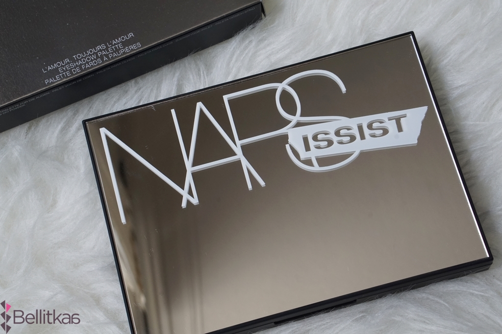 Narsissist lamour toujours lamour eyeshadow palette to idealna propozycja dla fanek naturalego makijażu.