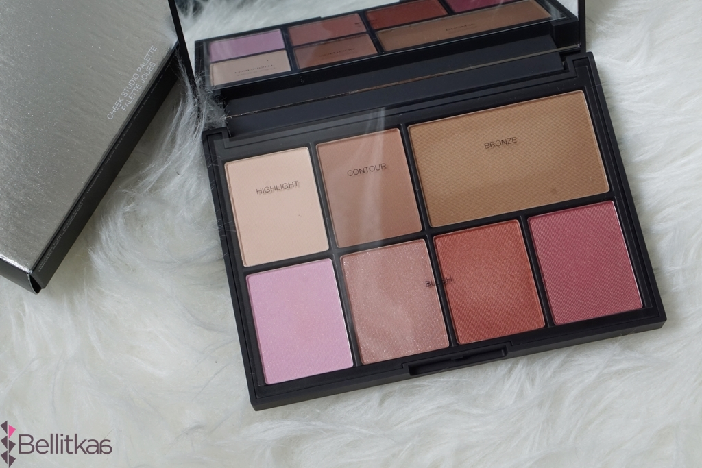 nars cheek studio palette narsissist