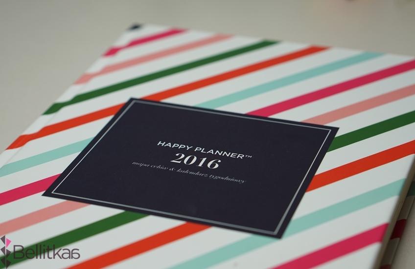Happy Planner Tygodniowy 2016