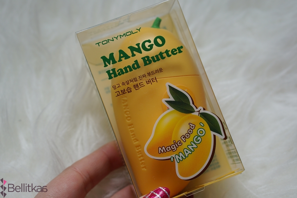 tony moly hand butter