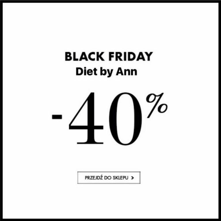 dieta black friday