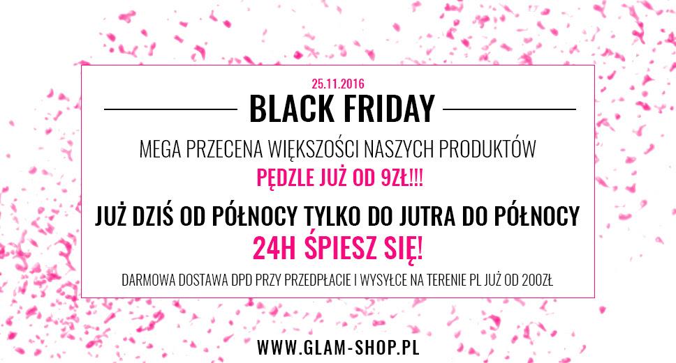 glam shop black friday